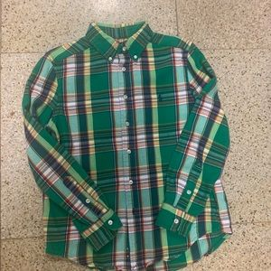 Polo by Ralph Lauren Shirts & Tops - Polo boys flannel button down